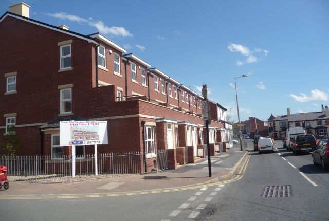 Thumbnail Terraced house to rent in Church Street, Blackpool
