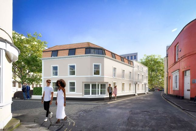 2 bed flat for sale in Redcliffe Lofts, 41 Guinea Street, Bristol BS1