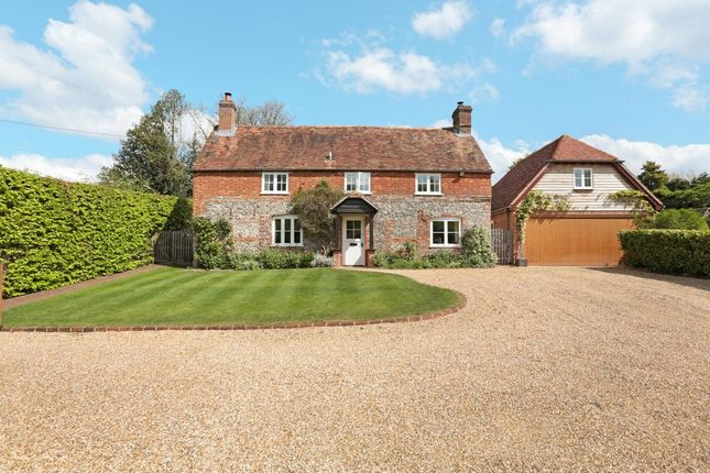 Thumbnail Detached house to rent in Newtown, Ramsbury, Marlborough