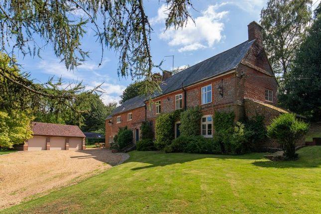 Thumbnail Detached house for sale in John Horncapps Lane, Great Brickhill, Milton Keynes