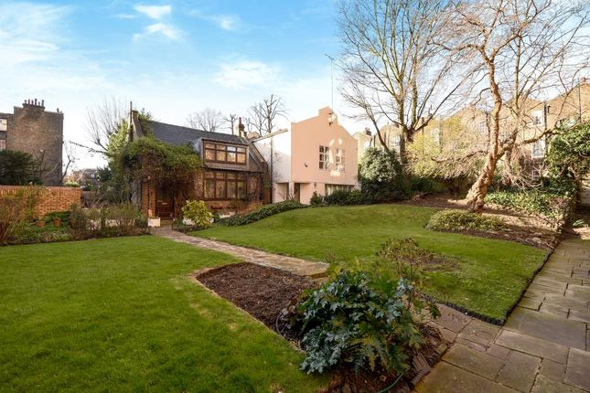 Garden View of Abercorn Place, St John's Wood NW8,