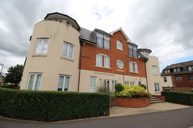 Thumbnail Flat for sale in Station Road, Egham, Surrey