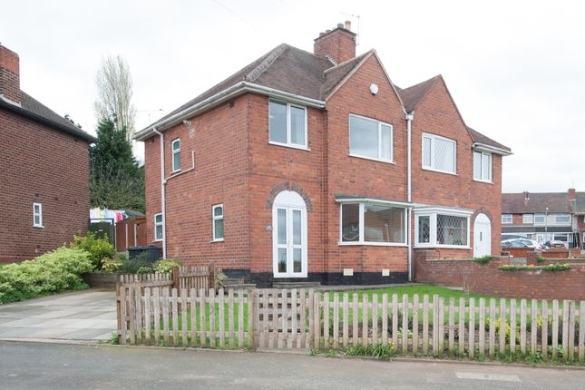 3 bed semi-detached house to rent in Brackenfield Road, Great Barr, Birmingham B44