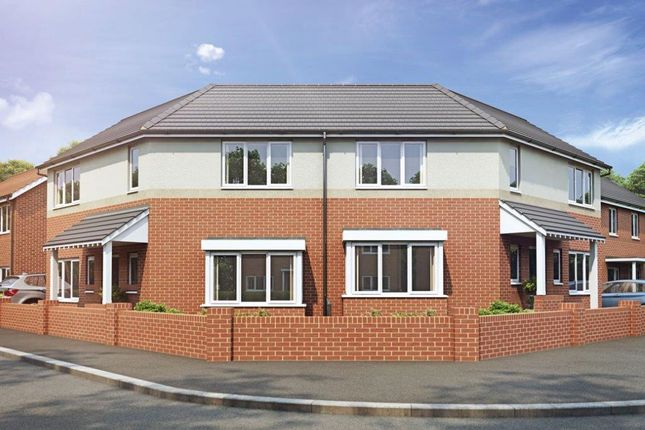 Thumbnail Semi-detached house for sale in Dovedale Road, Erdington, Birmingham