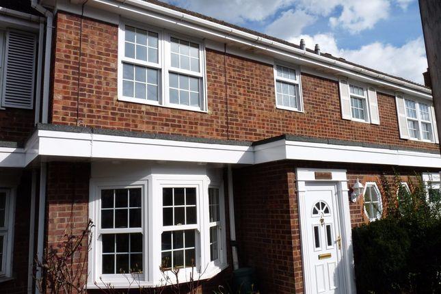 Thumbnail Terraced house to rent in Edenbridge, Kent