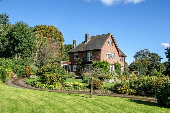 Thumbnail Detached house for sale in Kidmore Lane, Denmead, Waterlooville