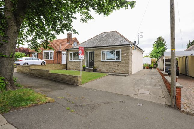 Front of Langer Lane, Chesterfield S40