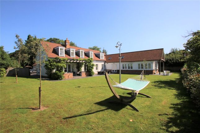 Thumbnail Detached house to rent in Satwell, Rotherfield Greys, Henley-On-Thames