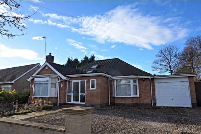 Thumbnail Detached bungalow for sale in Wolfreton Garth, Kirkella