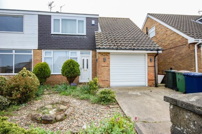 Thumbnail Semi-detached house to rent in Wilton Bank, Saltburn-By-The-Sea