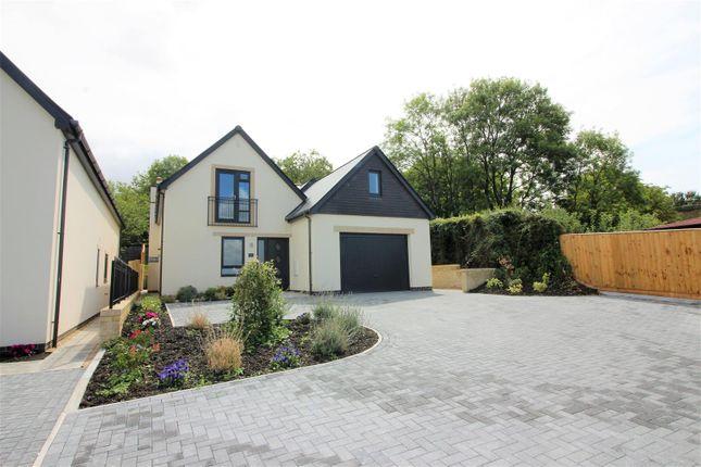 Thumbnail Detached house for sale in The Street, Liddington, Swindon