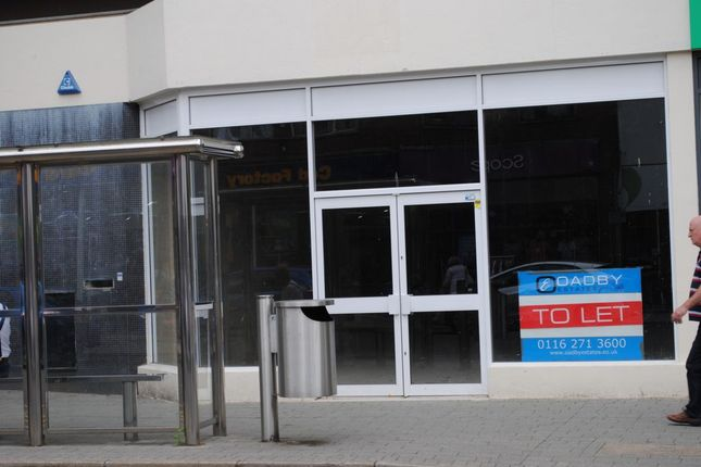 Thumbnail Retail premises to let in The Parade, Oadby