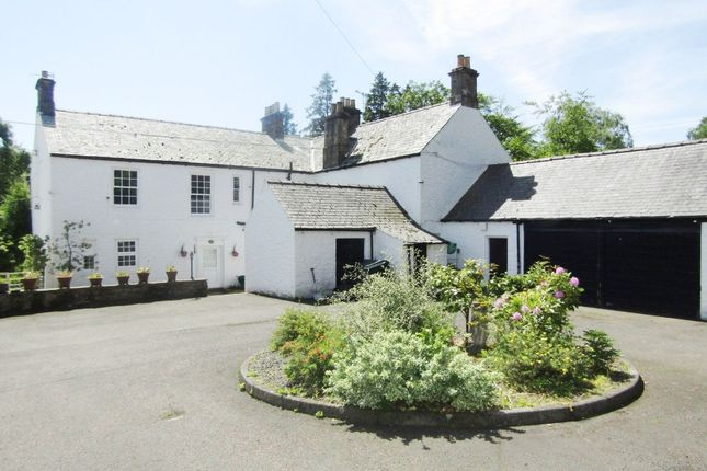 Thumbnail Detached house for sale in Glendale, North Road, Haltwhistle