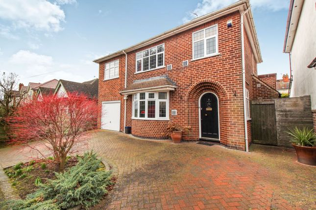 Thumbnail Detached house for sale in Barden Drive, Allestree, Derby