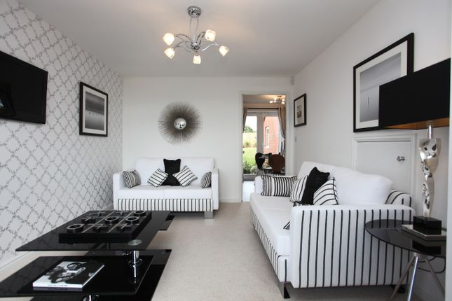 2 bed semi-detached house for sale in The Cork, Shieldrow Park, Shieldrow Lane, New Kyo, Stanley, County Durham