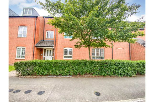 Thumbnail Flat for sale in Bluemels Drive, Coventry