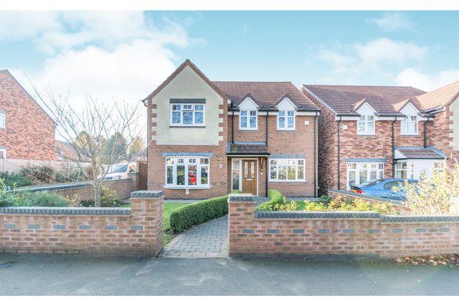 Thumbnail Detached house for sale in Robin Hood Lane, Hall Green, Birmingham