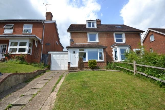 Thumbnail Semi-detached house for sale in High Street, Etchingham, East Sussex