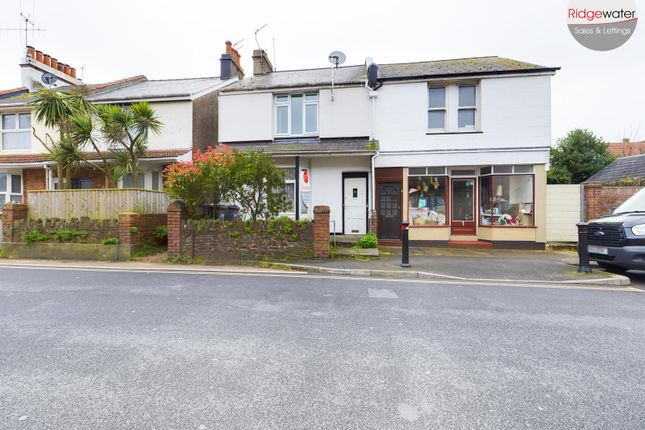 Thumbnail Flat to rent in Old Torquay Road, Paignton