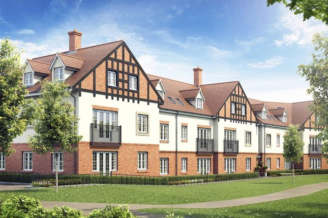 """Thumbnail Flat for sale in """"The Grange Apartments"""" at Gold Hill North, Chalfont St. Peter, Gerrards Cross"""