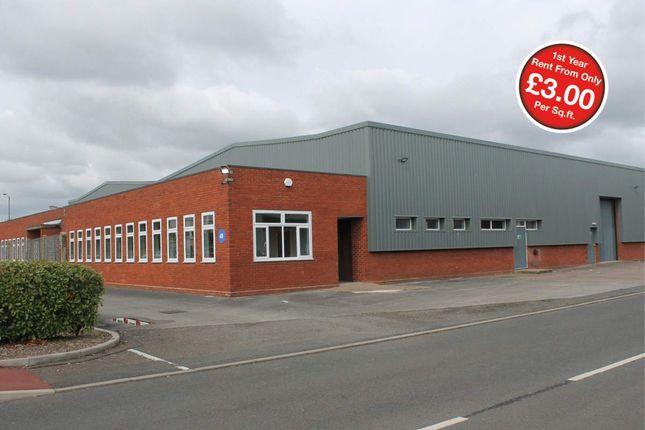 Industrial to let in Building 49, Pensnett Estate, Kingswinford