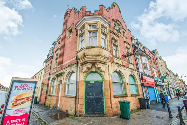 Thumbnail End terrace house for sale in Commercial Road, Newport