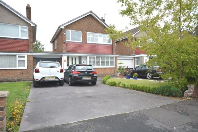 Thumbnail Detached house for sale in Caxton Way, Chester Le Street
