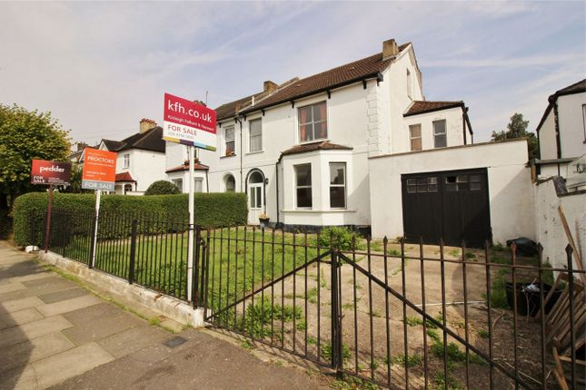 Thumbnail Semi-detached house for sale in Wheathill Road, Anerley, London