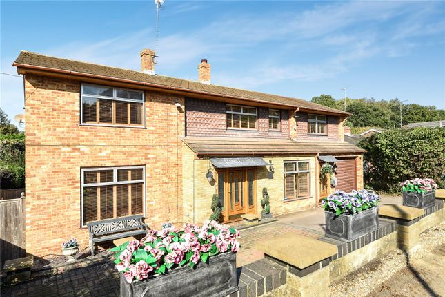 Thumbnail Detached house for sale in Richmond Lane, Romsey, Hampshire