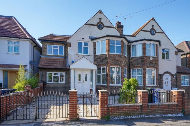 Thumbnail Detached house to rent in Cecil Road, London