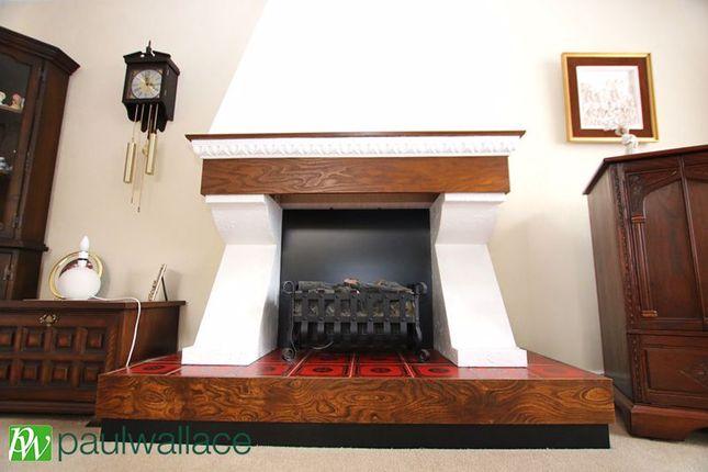 Fireplace of The Oval, Broxbourne EN10