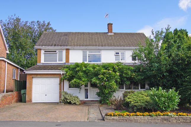 Thumbnail Detached house for sale in Orchard Croft, Barnt Green