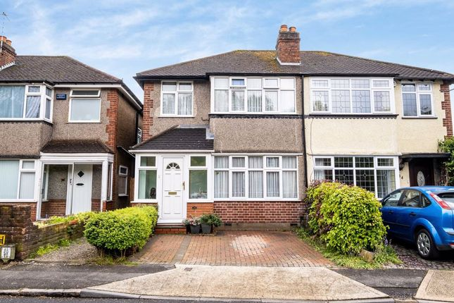 Thumbnail Semi-detached house for sale in Money Lane, West Drayton, Middlesex