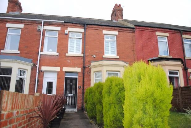 Thumbnail Terraced house to rent in Keppel Street, Dunston, Gateshead