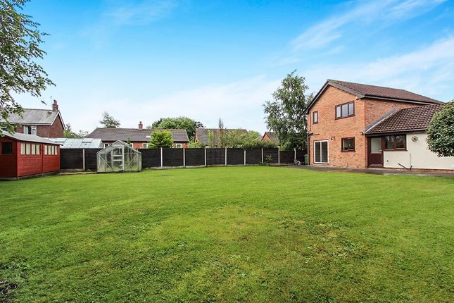 Thumbnail Detached house for sale in Windsor Gardens, Garstang, Preston