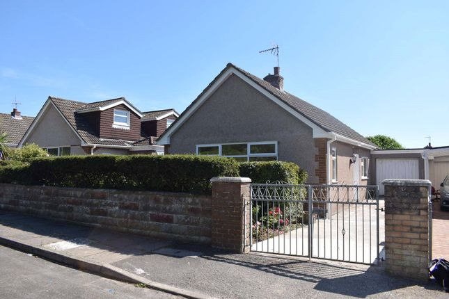 Thumbnail Bungalow for sale in Orchard Drive, Danygraig, Porthcawl