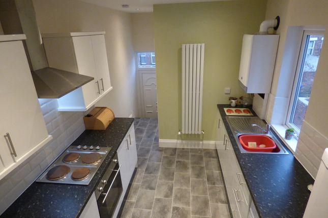 Kitchen2 of Oakland Road, Jesmond, Newcastle Upon Tyne NE2