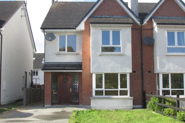 Thumbnail Semi-detached house for sale in No. 9 Corkerstown, Shercock, Cavan
