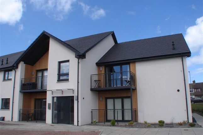 Thumbnail Flat for sale in Thornhill Court, Elgin