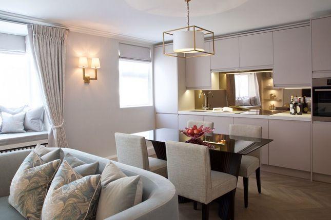 Thumbnail Flat to rent in Kinnerton Street, London