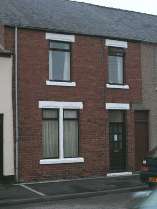 Thumbnail Terraced house to rent in Marshall Terrace, Durham