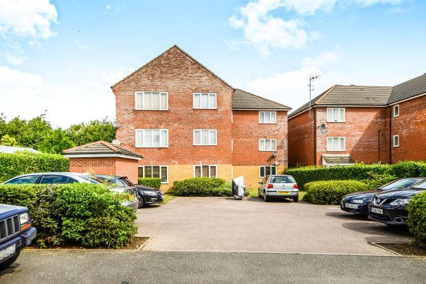 Thumbnail Flat to rent in Cheshire Drive, Leavesden, Watford