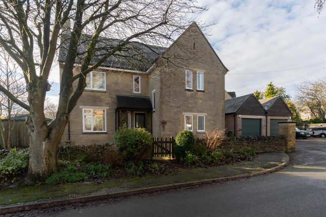 Thumbnail Detached house for sale in De Havilland Road, Upper Rissington, Gloucestershire