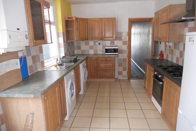 Kitchen of Glanmor Crescent, Uplands, Swansea SA2