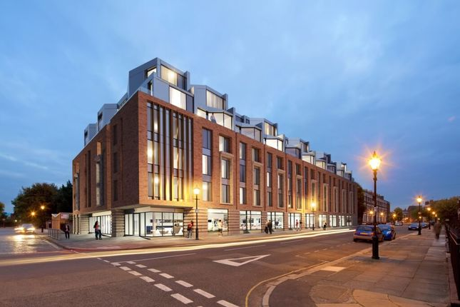 1 bed flat for sale in Completed Liverpool Apartment, Falkner Street, Liverpool L8