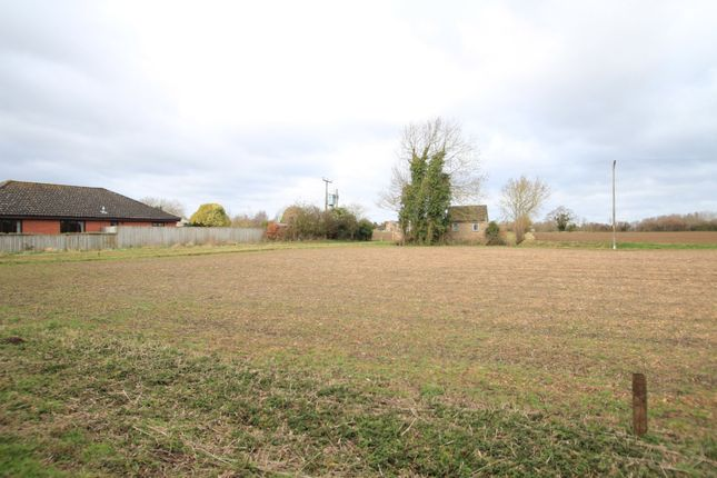 Thumbnail Land for sale in Woolpit, Bury St Edmunds, Suffolk