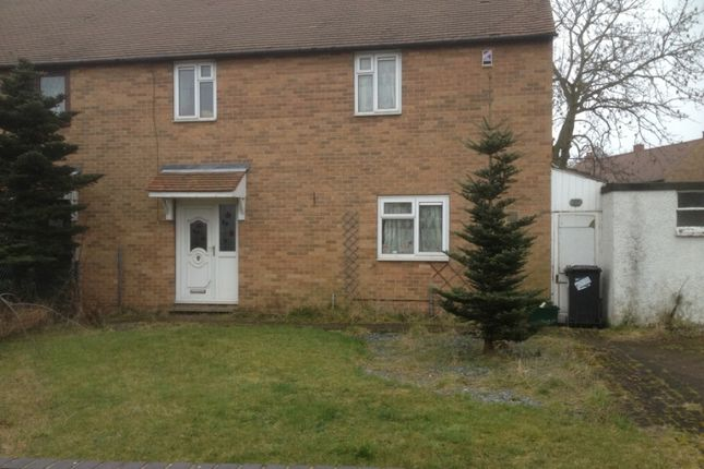 Thumbnail Semi-detached house for sale in Athelstane Crescent, Edenthorpe, Doncaster