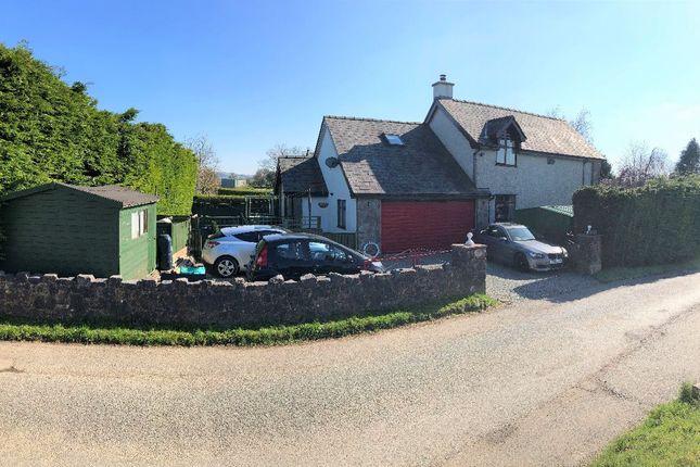 Detached house for sale in Alltwen, Llanddoged, Llanrwst