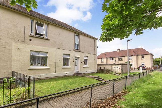 Thumbnail Flat for sale in 21 Park Crescent, Bonnyrigg