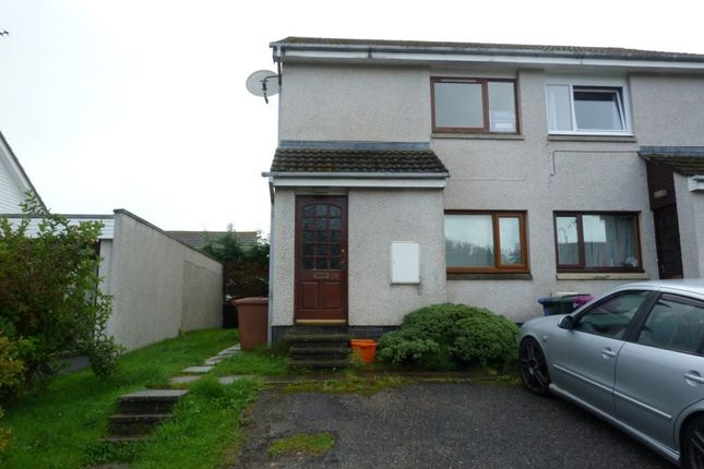 Thumbnail Flat for sale in Northfield Place, Lhanbryde, Elgin